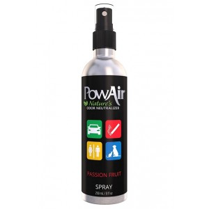PowAir Spray, Passion Fruit, 250 ml