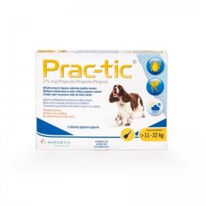 Prac-tic M 275 mg (11-22 kg), 3 pipete