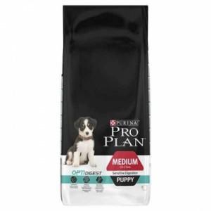 Pro Plan Puppy Medium Sensitive Digestion 12 kg