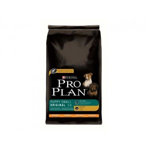 Purina Pro Plan Puppy Small Original (pui si orez)