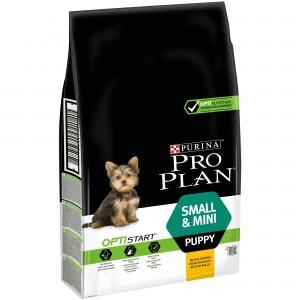 Purina Pro Plan Puppy Small Original (pui si orez) 7,5 kg - Hrana Uscata Caini -