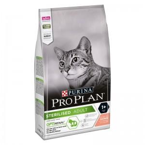 Pro Plan Adult Cat Sterilised Salmon, 1.5 kg