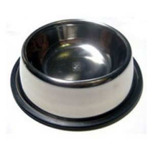 Castron inox antiderapant Puppy 0.30 L