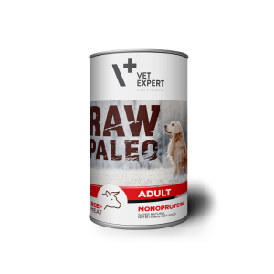 Raw Paleo Adult Dog, vita 800 g