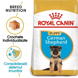 Royal Canin German Shepherd Puppy - sac