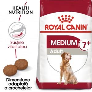 Royal Canin Medium Adult 7+ - sac