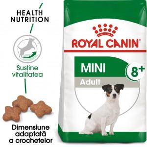 Royal Canin Mini Adult 8+ - sac