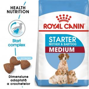 Royal Canin Starter Mother & Babydog Medium - sac