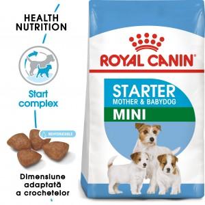 Royal Canin Starter Mother & Babydog Mini - sac