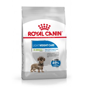 Royal Canin X-Small Light Weight Care, 1.5 kg