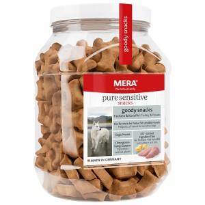 Biscuiti caini, Mera Goody Snacks, Curcan si Cartofi, 600g