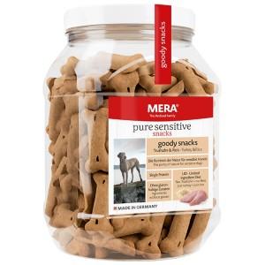 Biscuiti caini, Mera Goody Snacks, Curcan si Orez, 600g