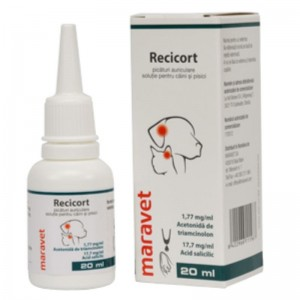 Recicort, 20 ml