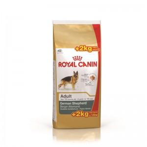 Royal Canin German Shepherd Adult 12 Kg + 2 Kg CADOU