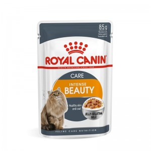 Royal Canin Intense Beauty, 12 plicuri x 85 g