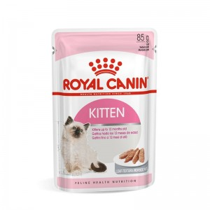 Royal Canin Kitten in Jelly 12 plicuri x 85 g