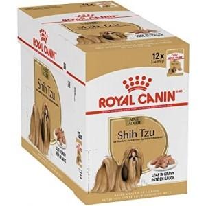 Royal Canin Shih Tzu Adult Loaf, 12 x 85 g