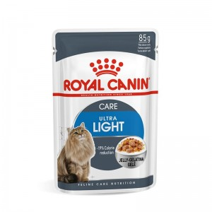 Royal Canin Ultra Light in Jelly, 12 plicuri x 85 g
