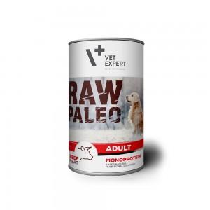 Hrana umeda, RAW PALEO, adult, carne de vita, 400 g