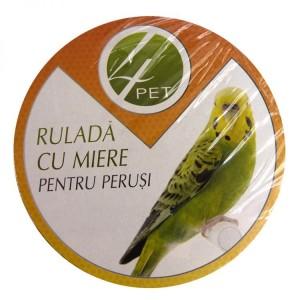 Supliment alimentar cu miere pentru perusi, 4Pet, 65g