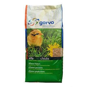 GARVO HRANA GAINI PREMIUM ALFASTART CHICKS, 12.5 kg