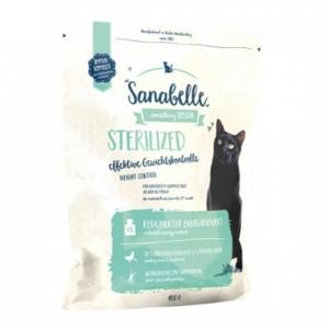 Hrana uscata pisici sterilizate, Sanabelle Sterilised, 400 g