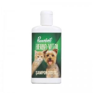 Sampon Herba Vital caini si pisici, 200 ml