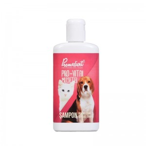 Sampon Pro Vital cu Musetel, caini si pisici, 200 ml
