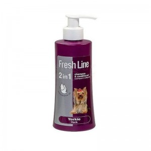 Sampon si Balsam Fresh Line Yorkie, 220 ml