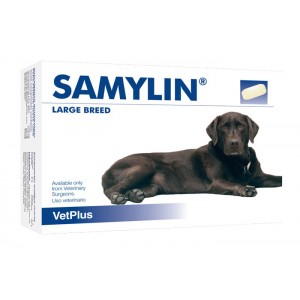 Samylin Large Breed X 30 tablete