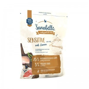 Sanabelle Sensitive Miel 400 g