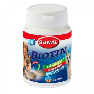 Sanal Dog Biotin, 75 g