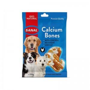 Sanal Dog Calcium Bones, 100 g