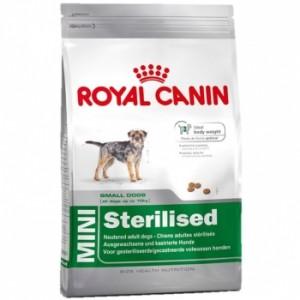 Royal Canin  MINI STERILISED ADULT DOG 8Kg