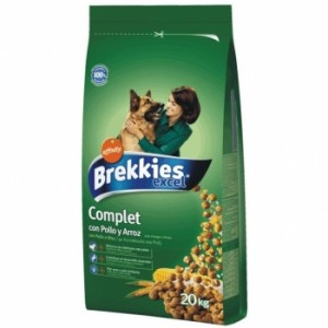 Brekkies Dog Excel Complet 20 kg