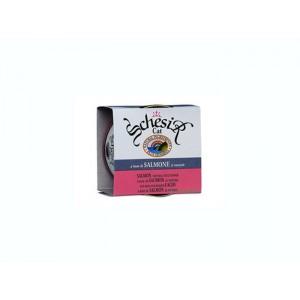 Schesir Pisica Natural Somon 3 X 85g