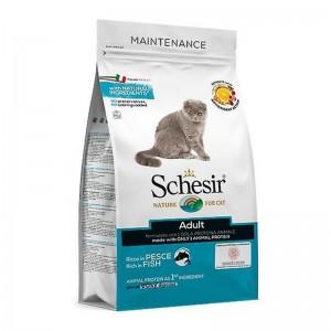 Schesir Cat Adult Monoprotein Peste 400 g