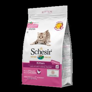 Schesir Cat Kitten Pui, 10 kg