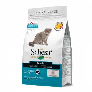Schesir Cat Maintenance Fish, 10 kg