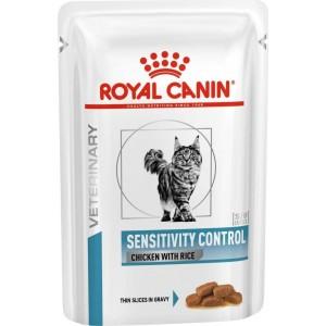 Sensitive Control CR Cat Pouch 12 x 85g