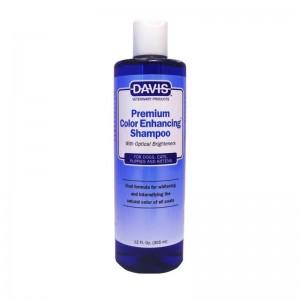 Sampon pentru caini si pisici, Davis Premium Color Enhancing, 355 ml