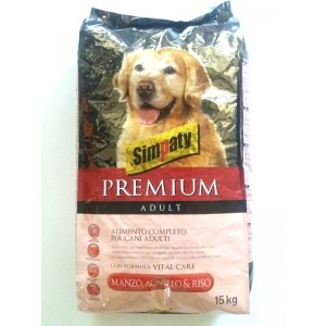 Simpaty Premium Vita, Miel, Orez, 15 kg