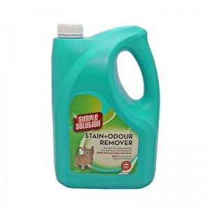 Simple Solution Cat Stain and Odour Remover, 4 l