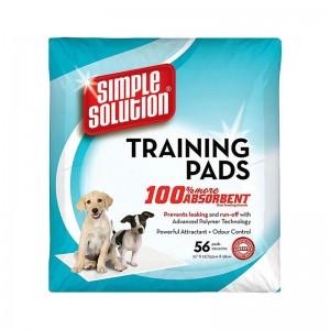 Simple Solution Training Pads, 53 x 58 cm, 56 bucati