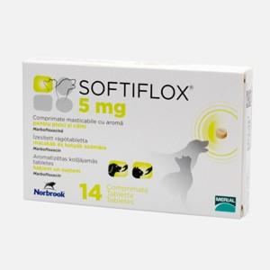 Softiflox 5 mg x 14 tbl