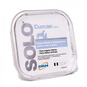 Solo, conserva 100% Curcan, 300 g