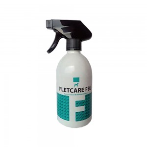 Fletcare, spray antiparazitar caini, 500 ml