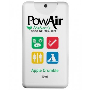 PowAir Spray Card, Apple Crumble, 12ml