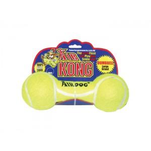 Kong Jucărie caine Squeaker Dumbbell M