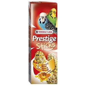 Sticks cu miere pentru perusi, Versele-Laga Prestige, 2x30g